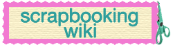 Scrapbooking Wiki