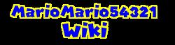 MarioMario54321 Wiki