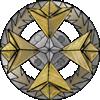 Rangabzeichen Fleet Admiral 2280er bis 2350er