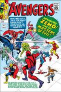 Avengers Vol 1 6