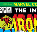 Iron Man Vol 1 66