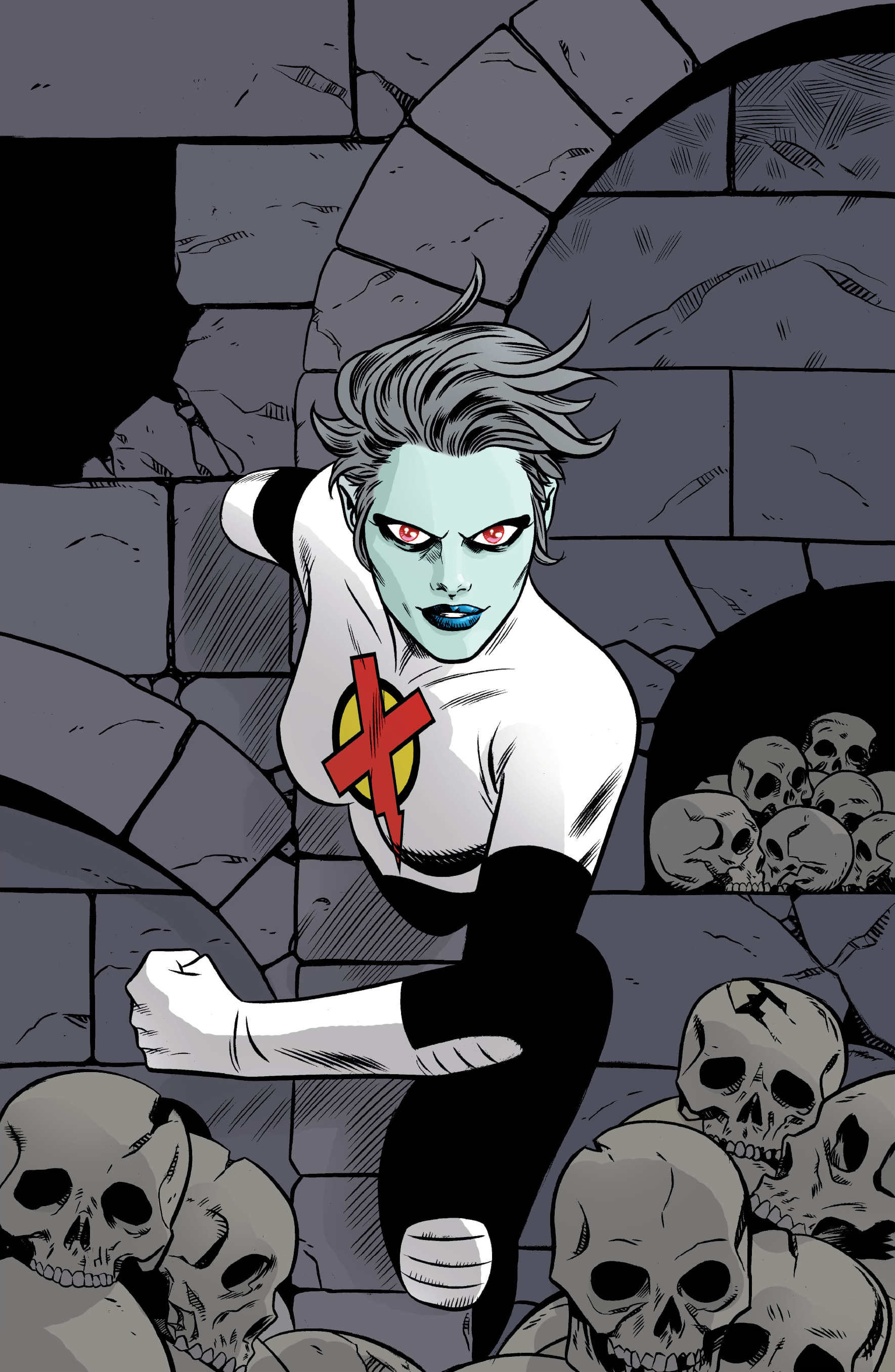 Dead Girl Moonbeam Earth 616 Marvel Comics Database