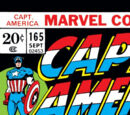Captain America Vol 1 165