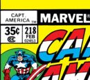 Captain America Vol 1 218