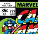 Captain America Vol 1 222