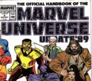 Official Handbook of the Marvel Universe Vol 3 6