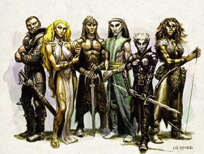 Elf - The Forgotten Realms Wiki - Books, races, classes, and more