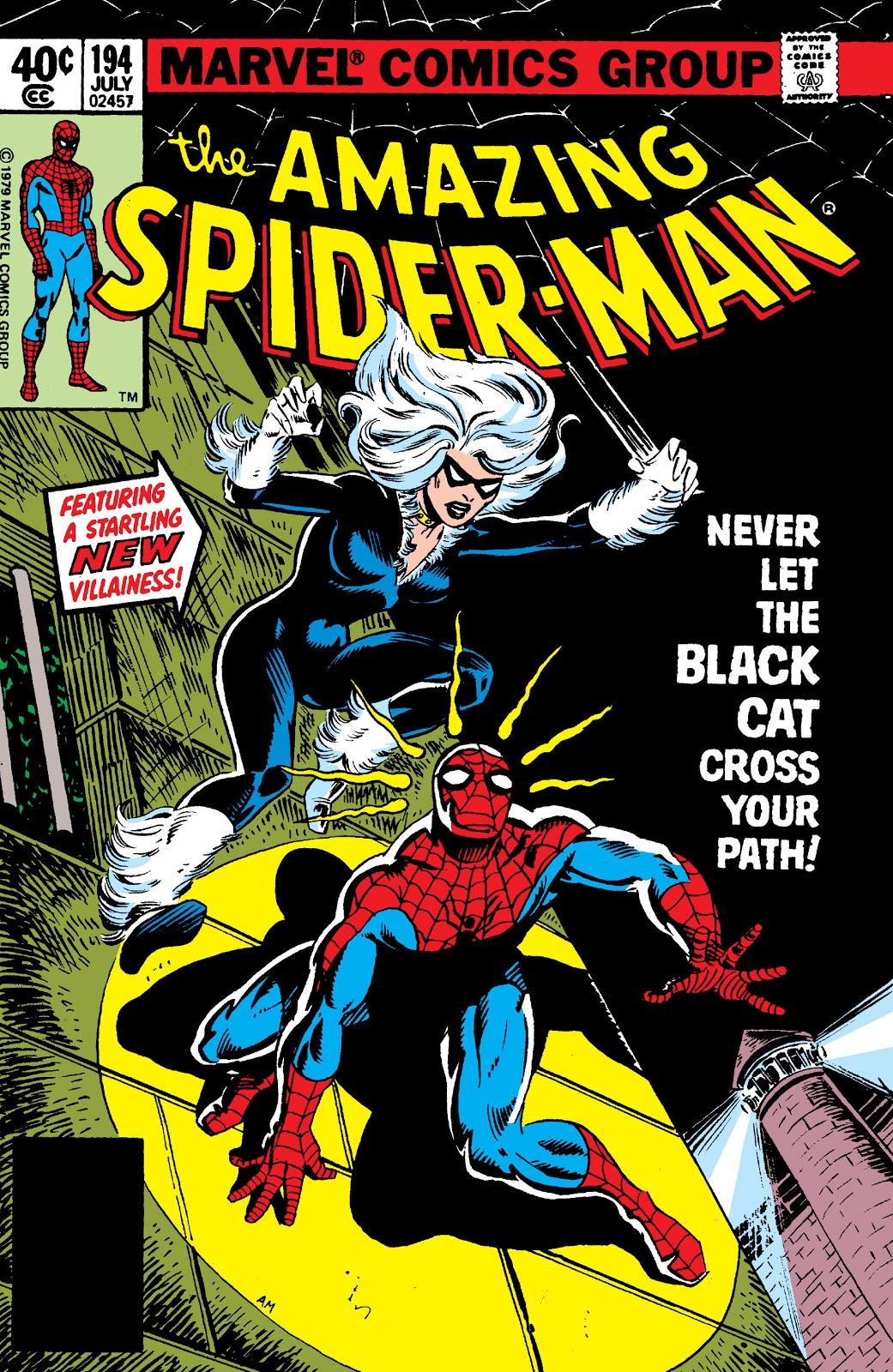 Amazing Spider Man Vol 1 194 Jpg