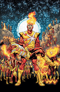 "Firestorm (Ronald ""Ronnie"" Roy Raymond)"