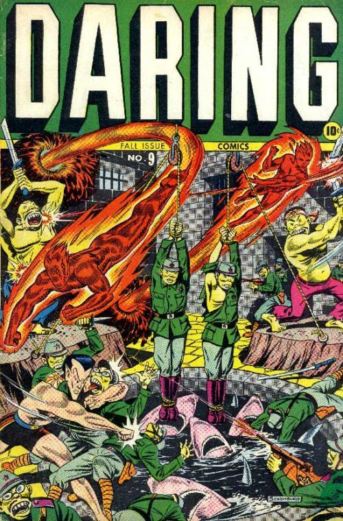 1944 in comics