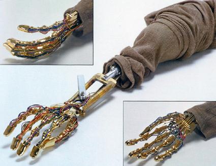 Anakin's Original Mechno-arm