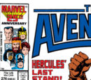 Avengers Vol 1 274