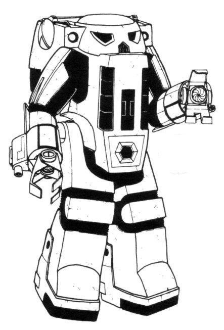 Storm Trooper Sketch