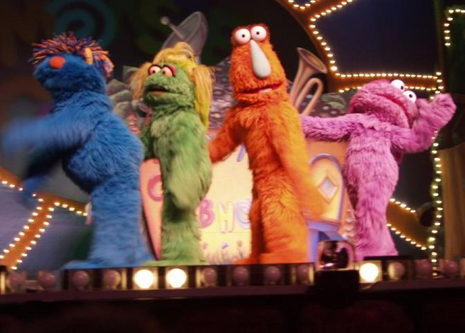 Monster Clubhouse Walk Around Characters Muppet Wiki Wikia