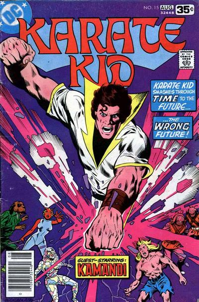 Legion Of Superheroes Karate Kid Part