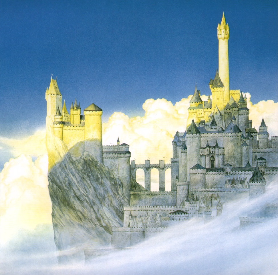 white tower of ecthelion lord of the rings wiki