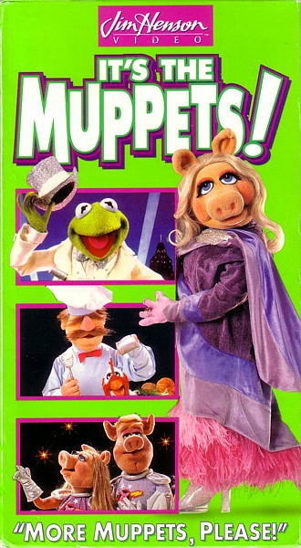 its the muppets 1993 and meet