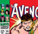Avengers Vol 1 38