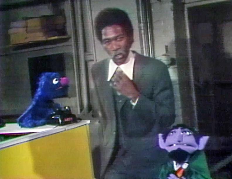 Morgan Freeman Muppet Wiki