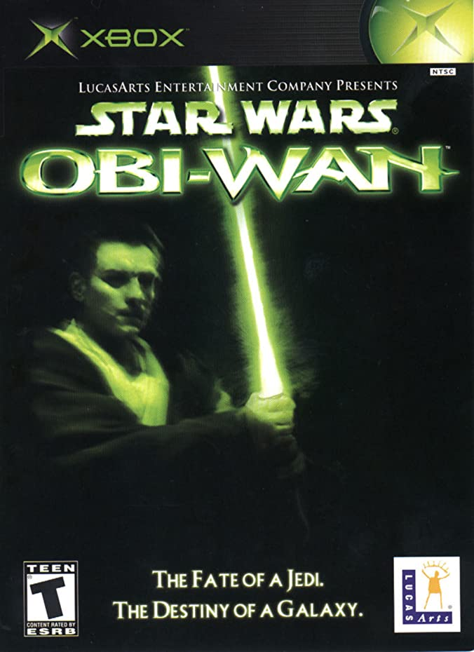 ObiWanVideoGame