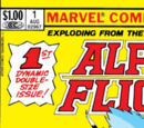 Alpha Flight Vol 1 1