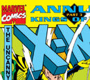 Uncanny X-Men Annual Vol 1 1991