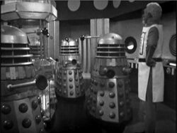 The Daleks' Master Plan
