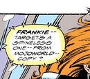 Francine Power (Earth-84309)