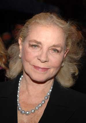 Lauren Bacall wiki