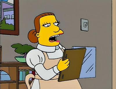 Doris Freedman Simpsons Wiki