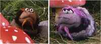Fraggle Rock Creatures