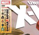 Uncanny X-Men Vol 1 480