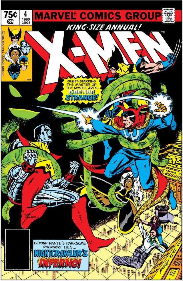 Uncanny X Men Annual Vol 1 1980 Marvel Comics Database
