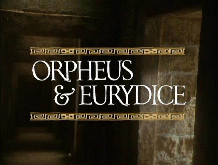 Episode 102  Orpheus and EurydiceOrpheus And Eurydice