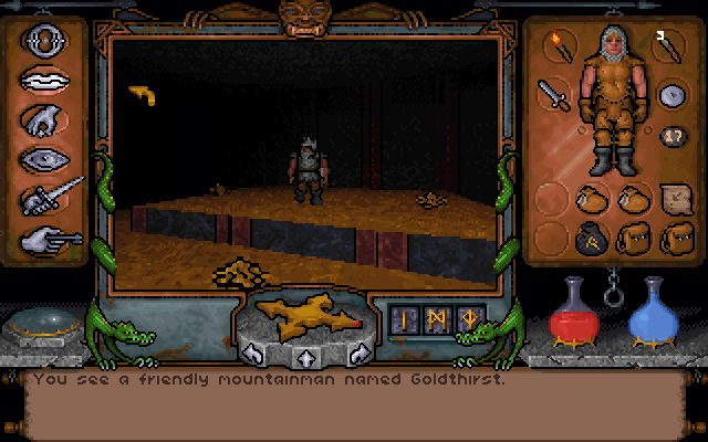 Free Ultima Underworld: The Stygian Abyss cheats and tens of thousands of o