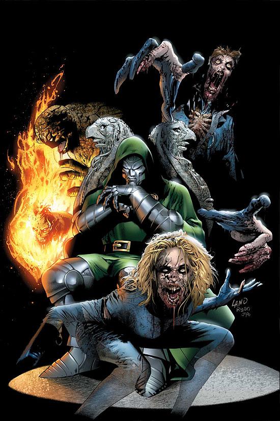 Ultimate Fantastic Four Vol 1 30 TextlessUltimate Fantastic Four Dr Doom