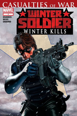 Winter Soldier Winter Kills Vol 1 1
