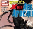 What If? X-Men Age of Apocalypse Vol 1 1