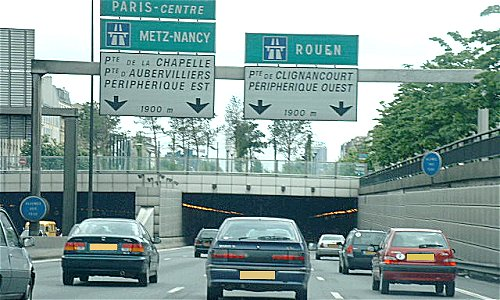Aire Camille route de Brignolles