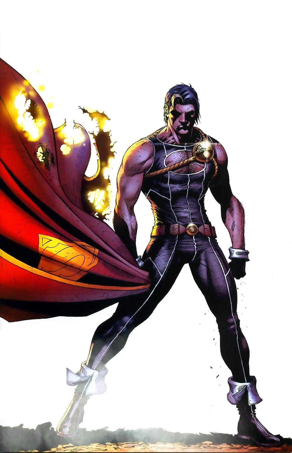 Power Boy (New Earth) - DC Comics Database