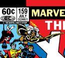 Uncanny X-Men Vol 1 159