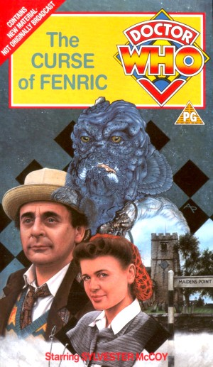 The Curse Of Fenric Tv Story Tardis Data Core The