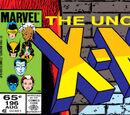 Uncanny X-Men Vol 1 196