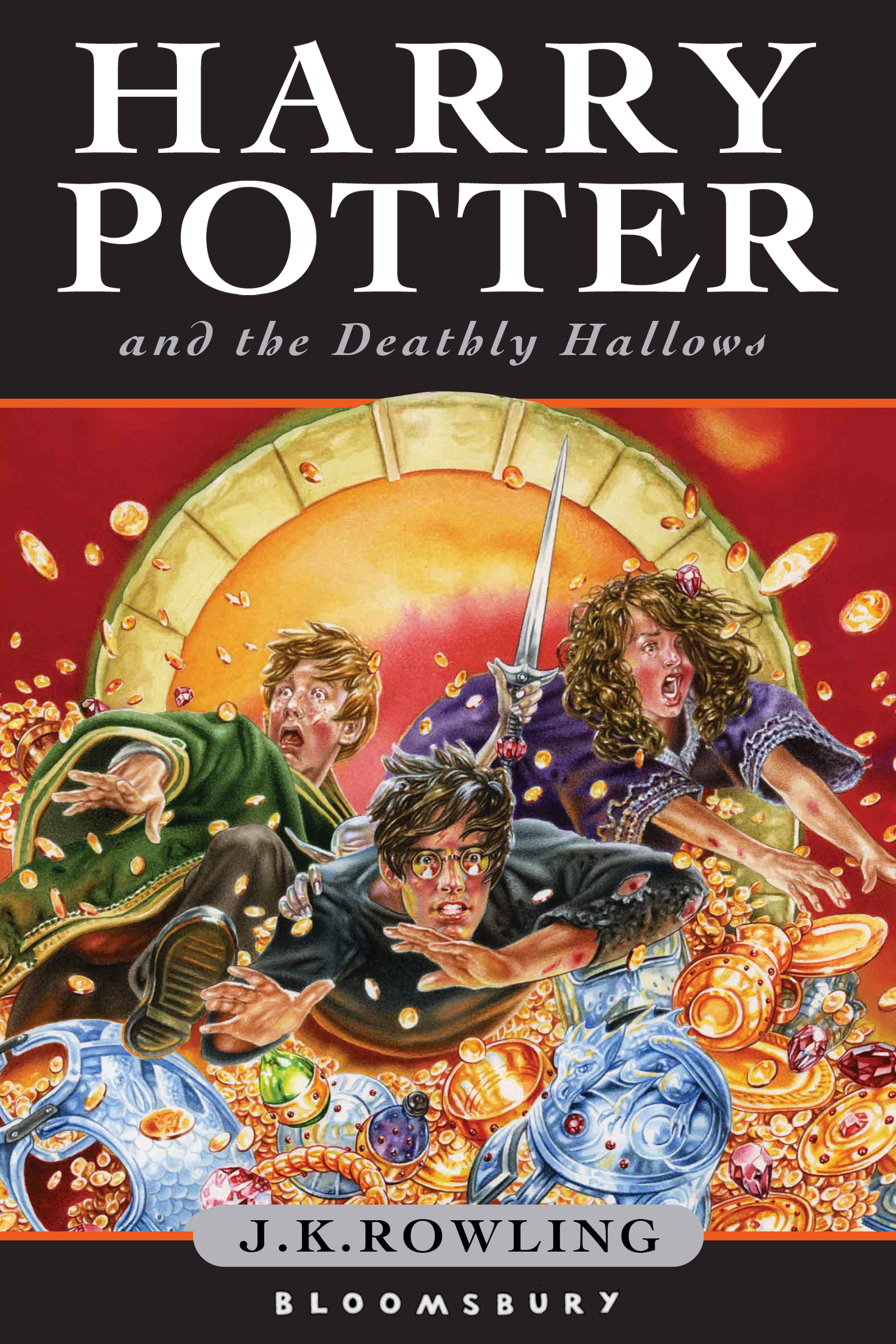 Harry Potter and the Deathly Hallows - Harry Potter Wiki