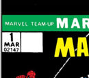Marvel Team-Up Vol 1 1