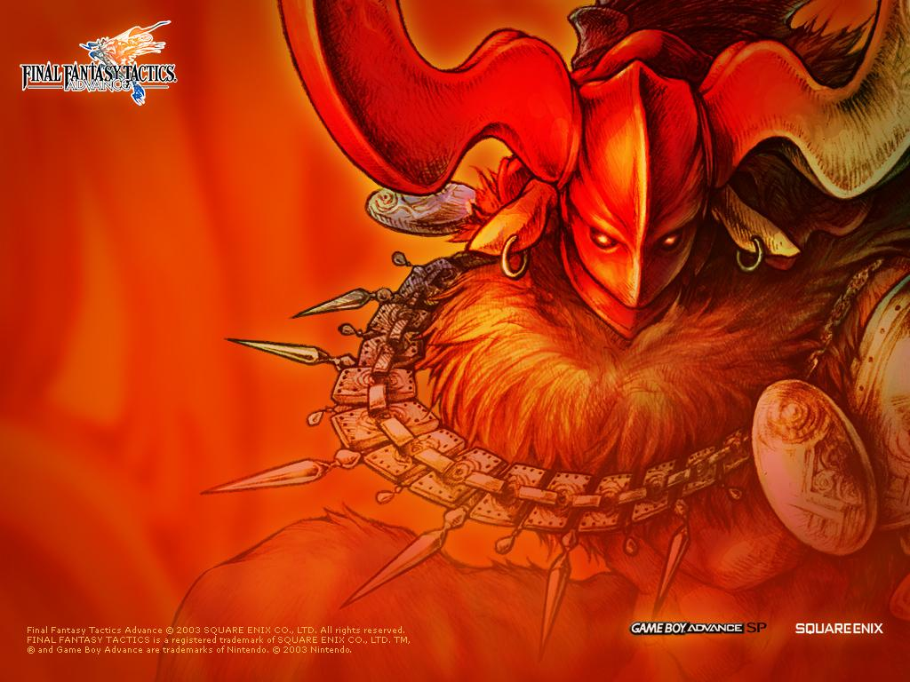 Final Fantasy Ifrit Wallpaper Ifrit