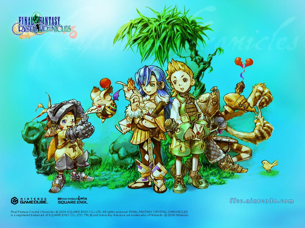 Crystallis Final Final Fantasy Crystal
