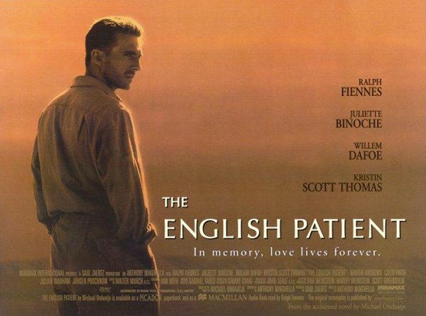 an analysis of romantic stories in the english patient by michael ondaatje Christmas in cairo, 1938: an exquisite sequence in ''the english patient,'' one of so many in this fiercely romantic, mesmerizing tour de force.