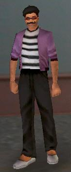 personnage gta vice city