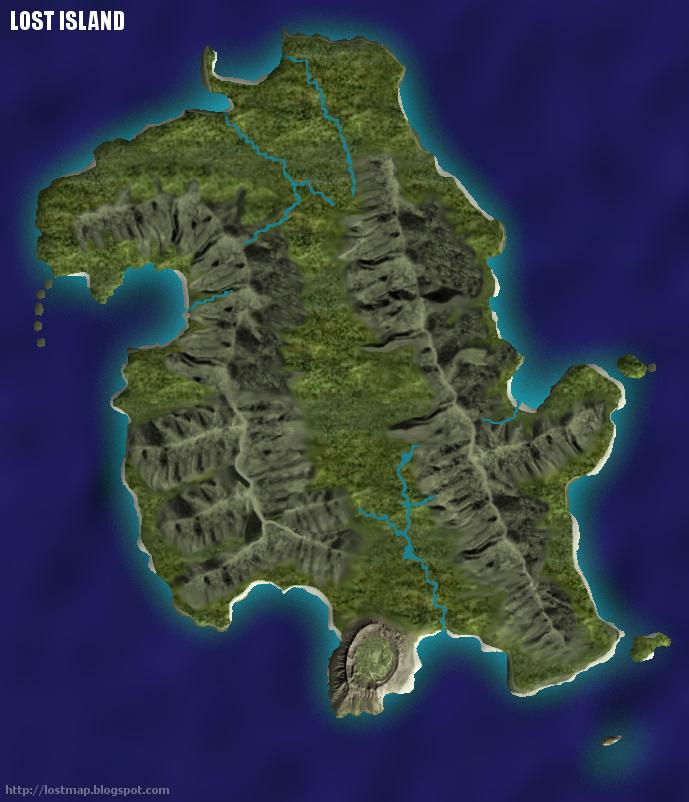 Lost Insel